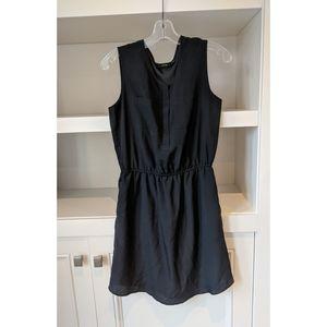 Apt 9 black sleeveless LBD size small
